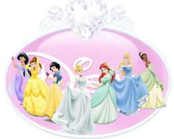 Disney Princess by Alce1977