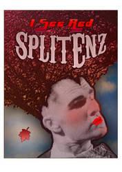 Split Enz_Tim Finn_2 by PoppyArty