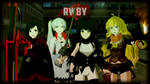 RWBY Horror Themed Wallpaper by TheClassicThinker