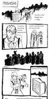 Mushishi vs Zombies by Swatninja