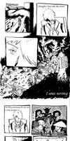 Mushishi vs War Monster by Swatninja
