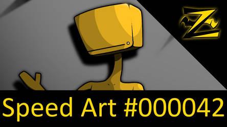 SpeedArt #42 Thumbnail by Tazey65