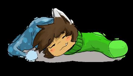 Sleepy Goomba by BKcrazies0