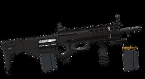 M1 MASIR Carbine by Afterskies