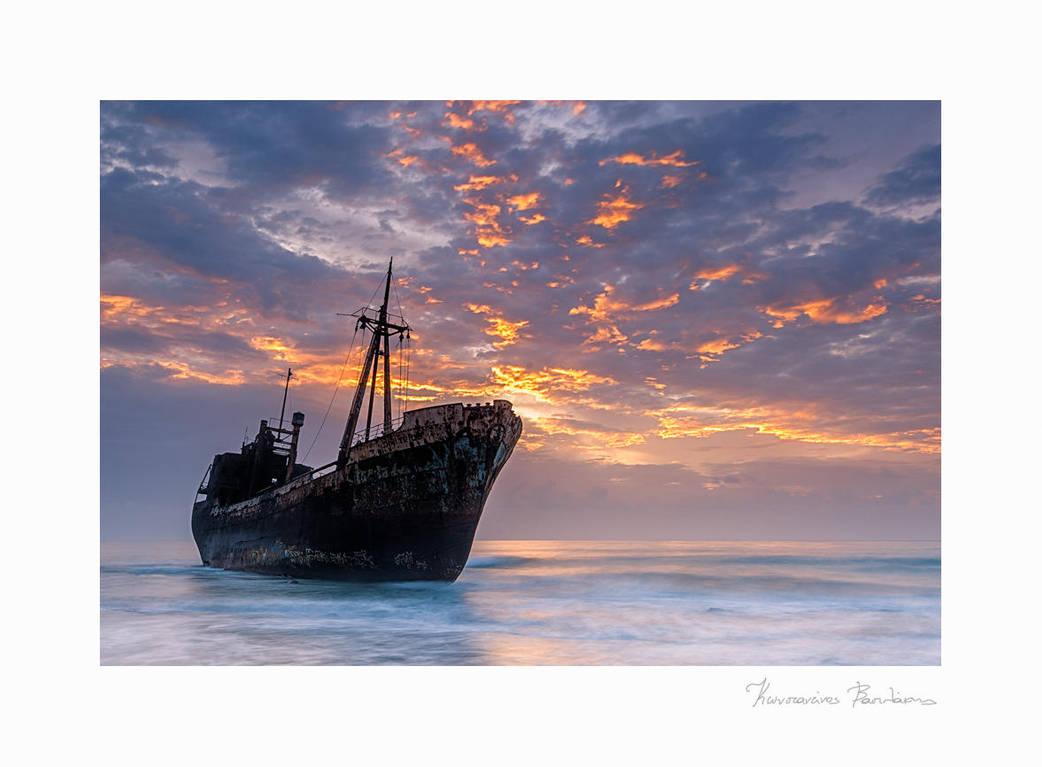 Ghost Ship by KirlianCamera