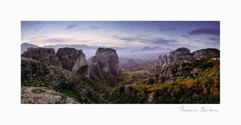 Meteora by KirlianCamera