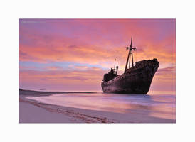 Ghost Ship II by KirlianCamera