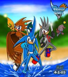 Rai's Heroes by raichu288