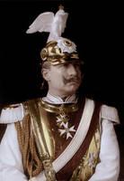 Wilhelm II posing in uniform by KraljAleksandar