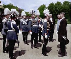 Kaiser in Potsdam by KraljAleksandar