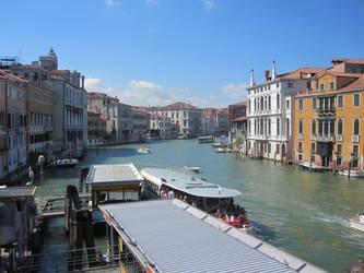 Grand Canal in Venice by KraljAleksandar