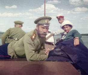 Dnieper summer 1916. by KraljAleksandar