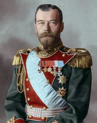 Tsar Nicholas II, circa 1913. by KraljAleksandar
