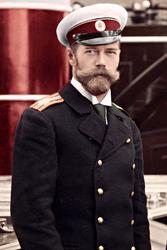 Emperor Nicholas II by KraljAleksandar