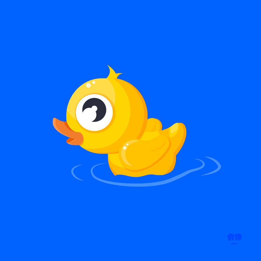 Duck... Duck... by withloveandheart