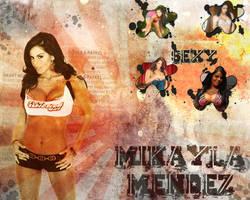Mikayla Mendez by Photshopmaniac