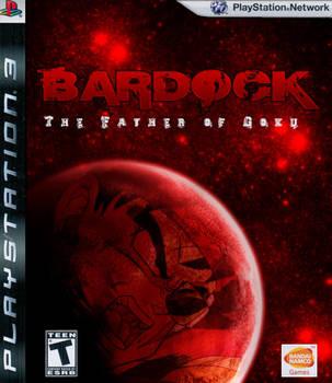 Bardock Game Cover by Photshopmaniac