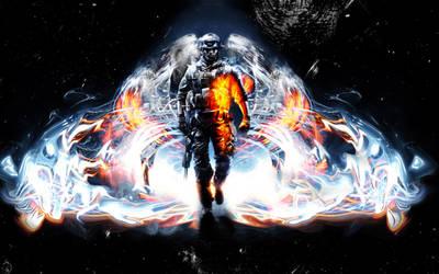 Battlefield 3 by Photshopmaniac