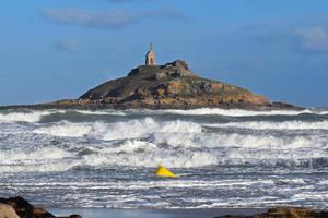 3790 Saint Michel island by RealMantis