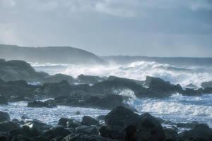 3913 Wild sea by RealMantis