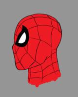 Spider-Man Daily sketch #1039 by GothicVampireFreak