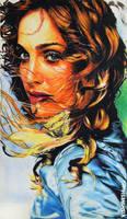 Madonna by Vishw