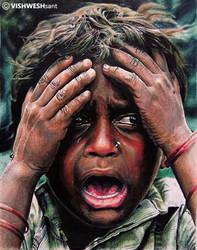 Pain... by Vishw