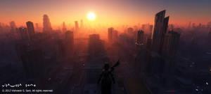 Rise III by Vishw