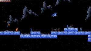 Tiny Barbarian Screen by gsilverfish