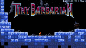Tiny Barbarian Now Available by gsilverfish
