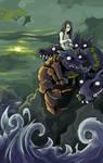 Scylla by gsilverfish