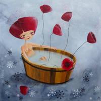 Le bain by lestoilesdaz