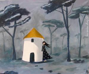 Le moulin by lestoilesdaz