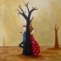 L'amoureux by lestoilesdaz