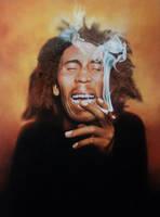 Bob Marley by raulrk