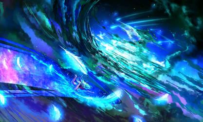 Journey to a Fantasy by Izunichi