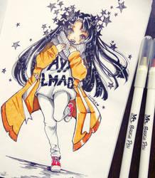 Ayy lmao by Izunichi