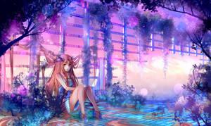 Earthgirl by Izunichi