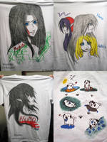More Shirt Drawings by YumeSamasLover