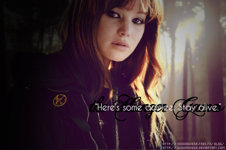 Katniss is up for it. by SeekingVega