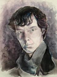 Sherlock by SimoneMorgan