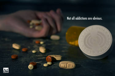 Not all addictions are obvious. by SimoneMorgan