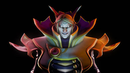 Dota 2 Wallpaper Invoker Dark Artistry Many Hd Wallpaper