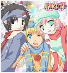 Naruto - Lean on Me by naruchaaan