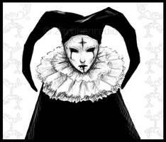 Mask by Zitronenradio