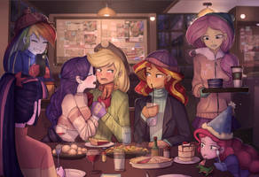 Countdown Party by LooknamTCN