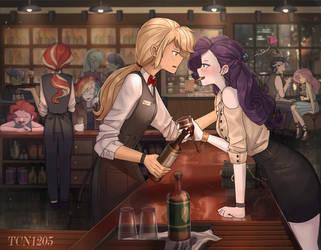 Bar by LooknamTCN
