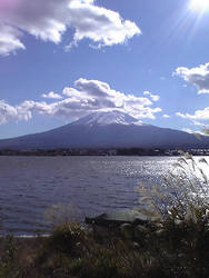 November 12, 2006 Mt. Fuji 02 by ColonelKamiya