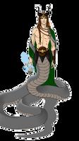 Naga season Loki by Liss-ka