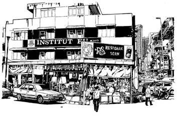 Wolverine Restoran Sorn Inks by PSNaddw